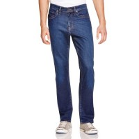 34 Heritage Charisma Comfort-Rise Classic Straight Fit Jeans in Dark Cashmere - 1661523 - Mens Jeans