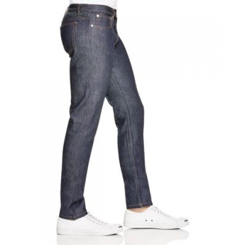 A.P.C. Petit Standard Stretch Slim Fit Jeans in Indigo - 1651441 - Mens Jeans