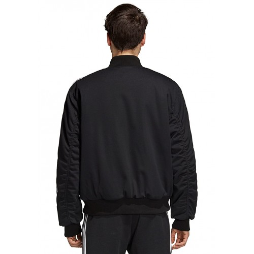 ADIDAS Ma1 Padded - Jacket for Men - Black 100% Polyester 51851600 DBUACDN