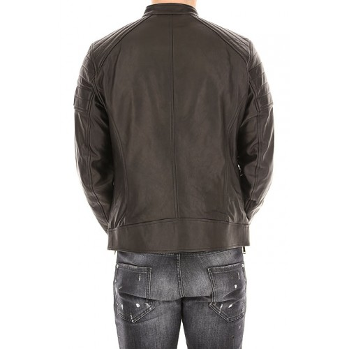 Belstaff Clothing Men's Fall Winter 2018/19 445439 Leather Men's Tops - Jackets NQKNEGC