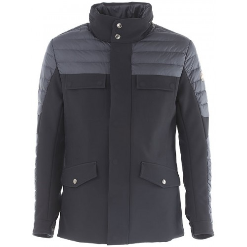 Colmar Clothing Men's Fall Winter 2018/19 375845 Down Feather technical fabric Men's Tops - Jackets AFXAKXC