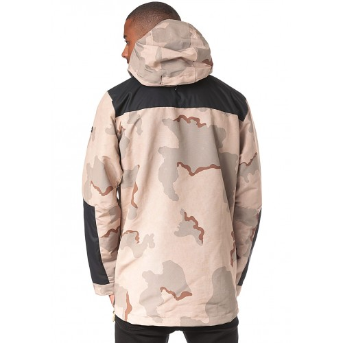 DC Rampart - Functional Jacket for Men - Camo 100% Polyester 51316100 IADSHLZ
