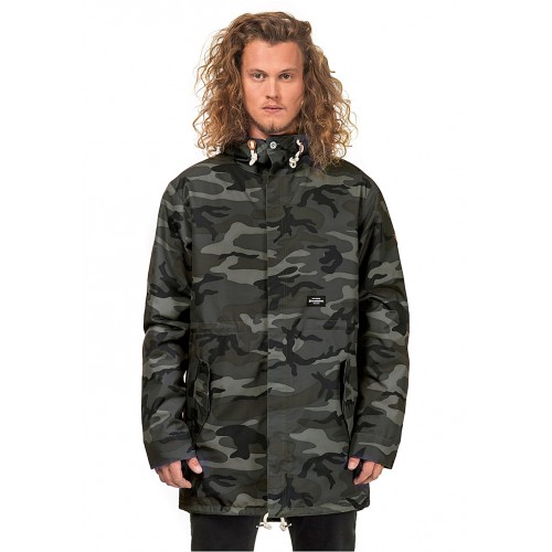 HORSEFEATHERS Andrew - Functional Jacket for Men - Camo 50679803 KYTJTMS