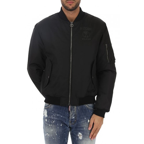 Moschino Clothing Men's 417986 Polyester Men's Tops - Jackets DPNILNP