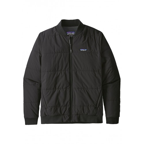PATAGONIA Zemer Bomber - Outdoor Jacket for Men - Black 52226700 BIBEKKV